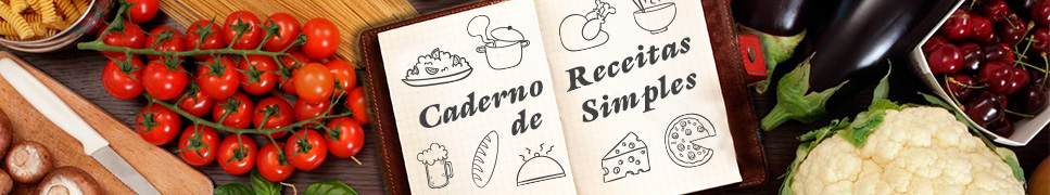 Seu Caderno de Receitas online
