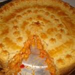 Torta de Frango.