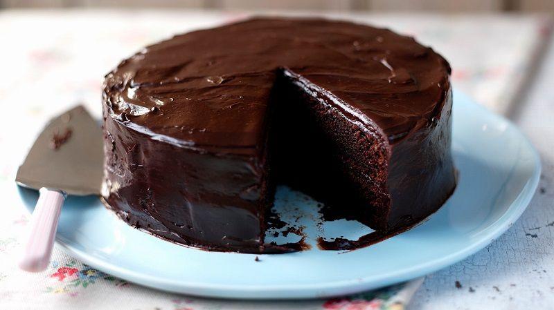 Receita De Bolo De Chocolate Especial