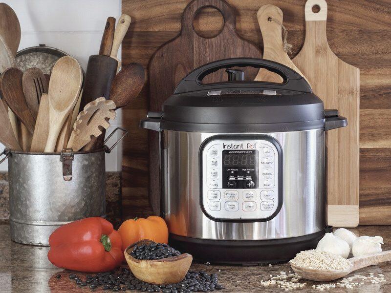 Como cozinhar feijão na panela de pressão?